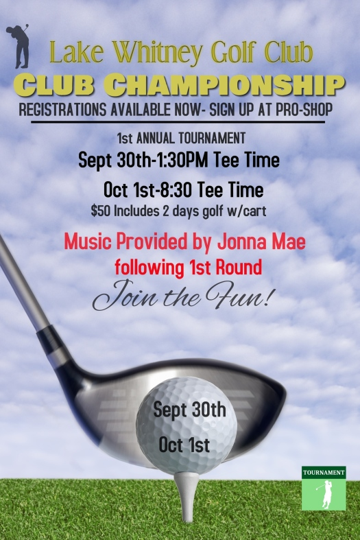 Copy of Golf Tournament Poster(1)